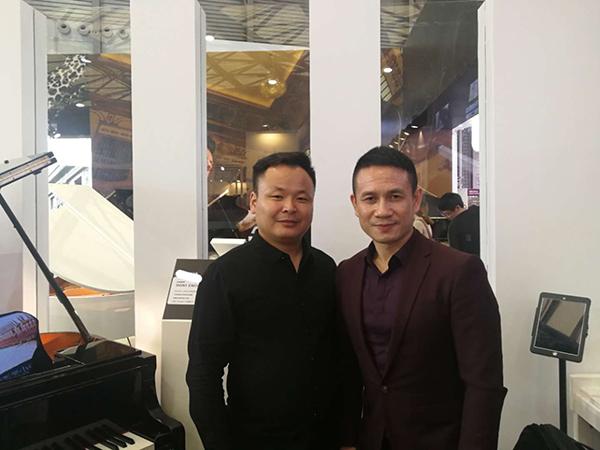 中国风钢琴教法研究院院长王磊